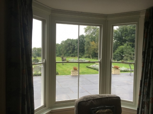 Bay Window Restoration