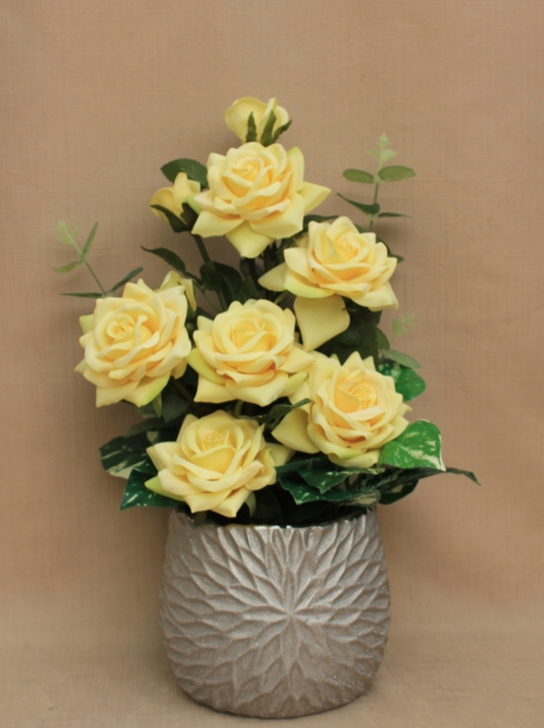 Handmade Artificial Floral Arrangements