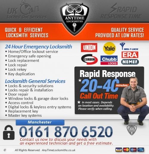 Lock Change, Upgrade, Repair and Installation