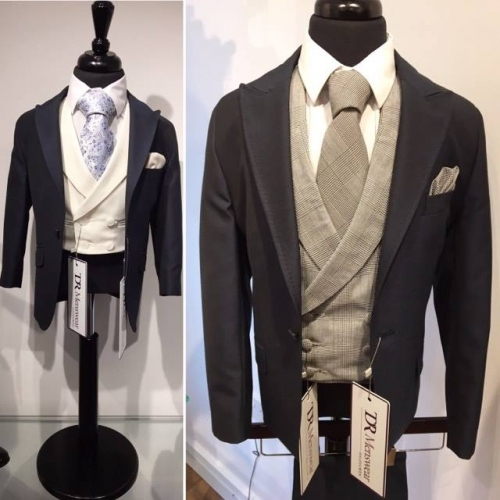Exclusive to TDR Menswear - We also stock Junior suits