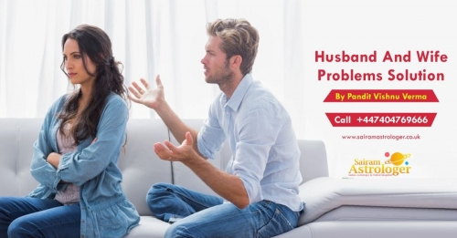 Husband & Wife Problems Solution