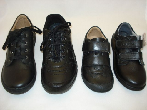 Boys School Shoes