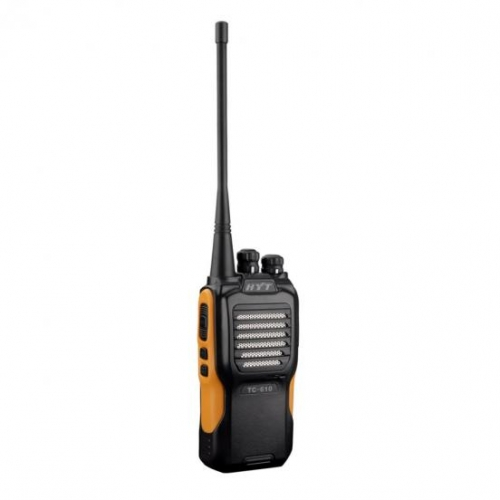HYT HYTERA TC-610 LICENSED HANDHELD TWO WAY RADIO