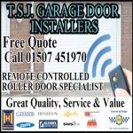TSJ Garage Door Installers