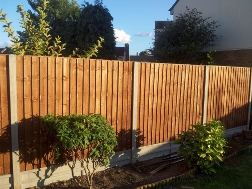 Fencing Contractors East London