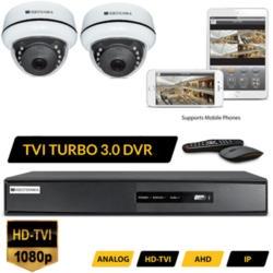 Videoteknika VT504 Tvi Home Cctv System