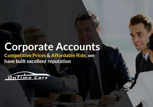 OnTime Cars Corporate Accounts