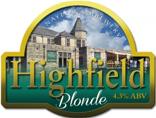Highfield Blonde Real Ale