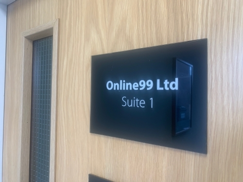 Front Door Online99 Limited Derby