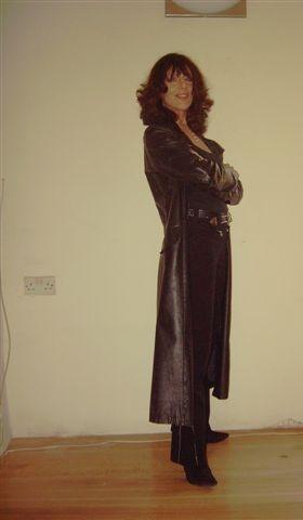 Sally In Coat