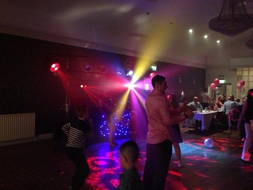 Professional Lighting and Sound