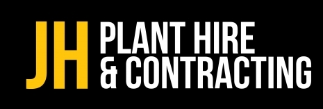 Jh Plant And Contracting White Text