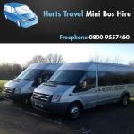 Taxi School Run Hertfordshire