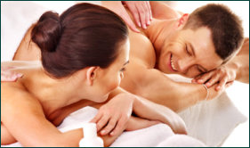Range of Male Massage for Couples in Kent