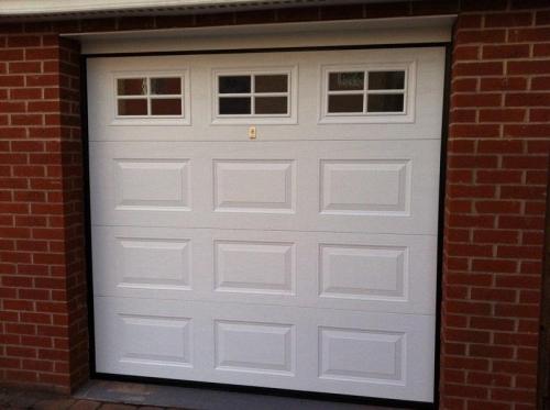 GDS Sectional Door Installed In Aldershot