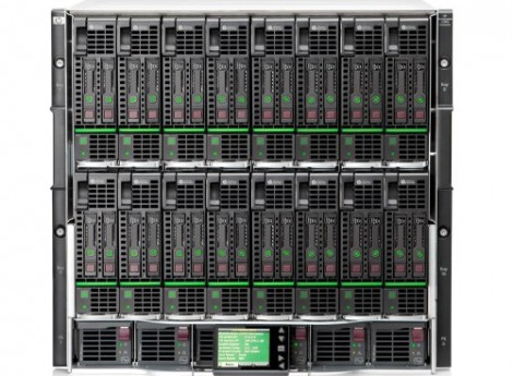 Hewlett Packard ProLiant BL460c Gen8