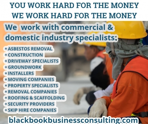 Construction Industry Marketing Support