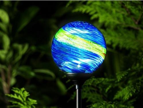 Solar-Powered-Garden-Lights-Murano-Globe-PureLifestyleWonders
