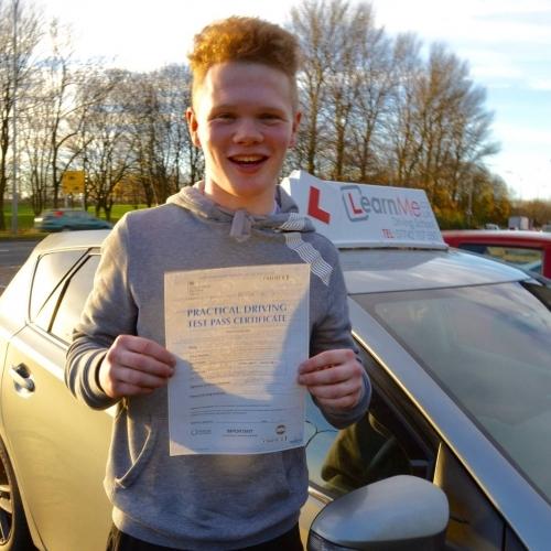 Glasgow Driving School Pass
