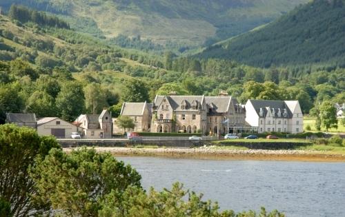 Ballachulish Hotel near Glencoe