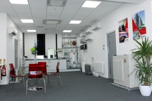 Airtech Air Conditioning East Grinstead Sussex Showroom / Shop for HVAC Services