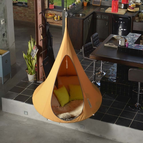 Cacoon Swing Chair and Lounger