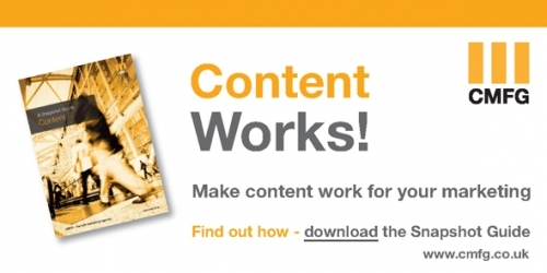 How does great content win clients? Download the guide at http://cmfg.co.uk/content-download-guides/