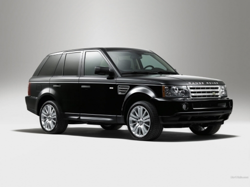 Hire this Range Rover Sport