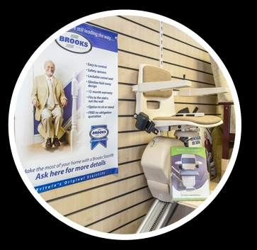 Aam Stairlift Hero Image