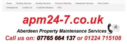 Aberdeen Property Maintenance and Roofing Service