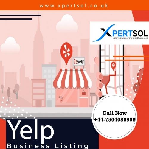 Yelp Buisness Listing