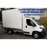 AAA Access Taxi Trucks & Furniture Removals