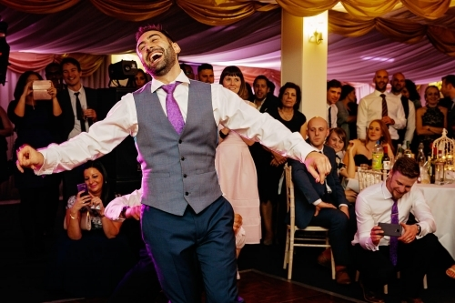 Dancing Greek Style At Goosedale