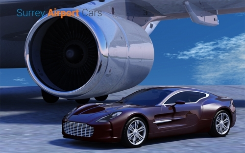 Surrey Airport Cars Woking - Milford Airport taxi Transfers