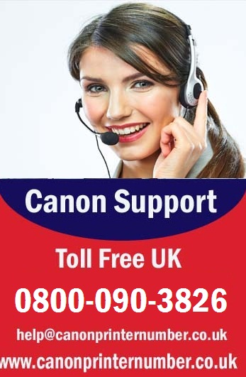 Canon printer Customer Phone Number UK