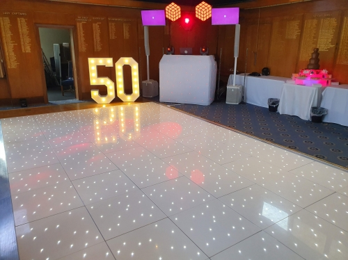 Light Up Numbers, Heart and 'LOVE' Letters
