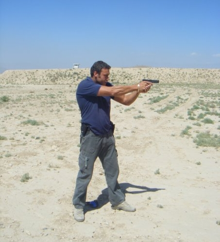 Conroy CEO secured Solutions Limited VIP protection in Afghanistan