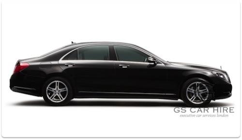 Mercedes-Benz Sedan Car / Saloon Limousine