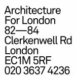 Architecture for London
