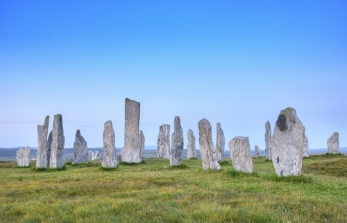 Callanish Stones Isle Of Lewis
