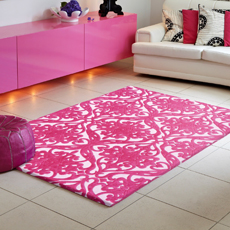 Pink Rugs