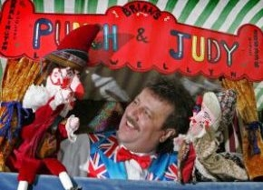 Punch and Judy Shows available for hire