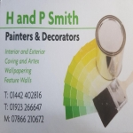 H and P Smith Painters and Decorators