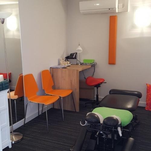Reflex Chiropractic In Reading Treatment Room