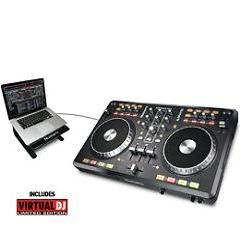 Digital DJ laptop controllers from all major manufacturers including Numark & Pioneer.