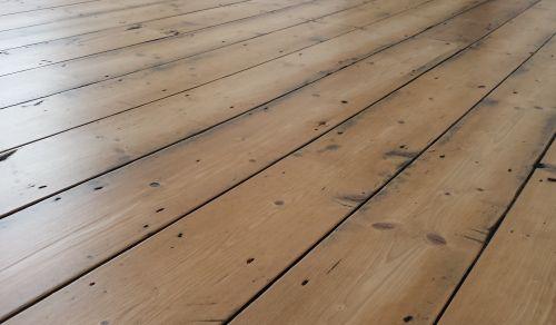 Floor Sanding - Antique Look