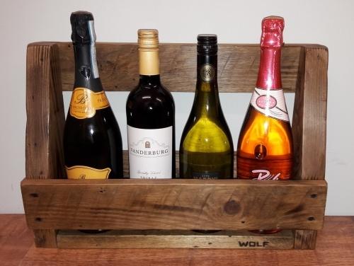 Wolf Wine Rack 1
