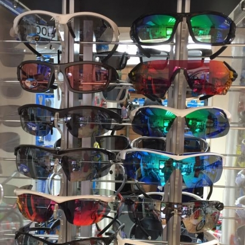 Full range of Tifossi eyewear