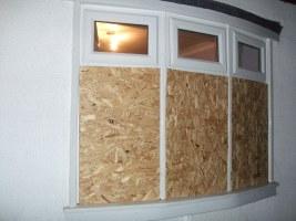 Portsmouth Locksmiths and Boarding/Burglary Repair.