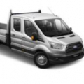 FORD TRANSIT 350 L4 DIESEL RWD 2.0 EcoBlue 130ps Double Cab Dropside 21A